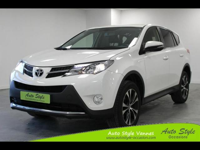 Voiture occasion toyota rav4 124 d 4d life 2wd 2015 diesel for Garage toyota voiture d occasion