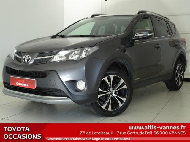 voiture occasion toyota rav4 124 d 4d sport edition 2wd 2014 diesel 56000 vannes morbihan. Black Bedroom Furniture Sets. Home Design Ideas