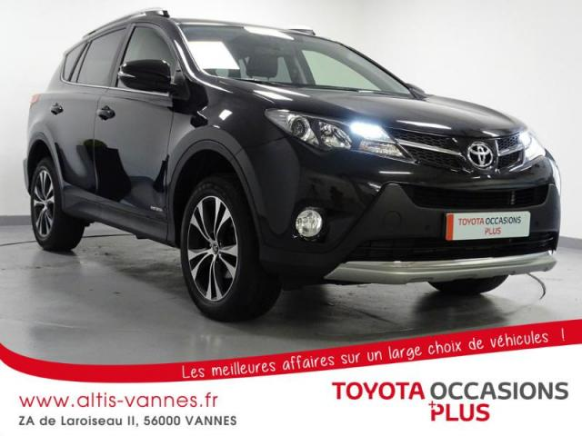 voiture occasion toyota rav4 124 d 4d sport edition 2wd 2015 diesel 56000 vannes morbihan. Black Bedroom Furniture Sets. Home Design Ideas