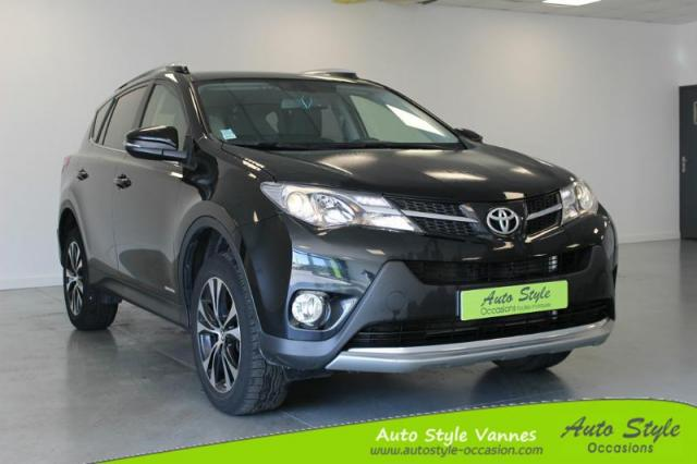 voiture occasion toyota rav4 150 d 4d sport edition awd 2014 diesel 56450 theix morbihan. Black Bedroom Furniture Sets. Home Design Ideas