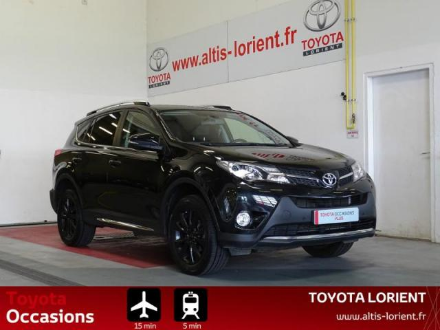 voiture occasion toyota rav4 150 d cat awd lounge bva 2014 diesel 56600 lanester morbihan. Black Bedroom Furniture Sets. Home Design Ideas