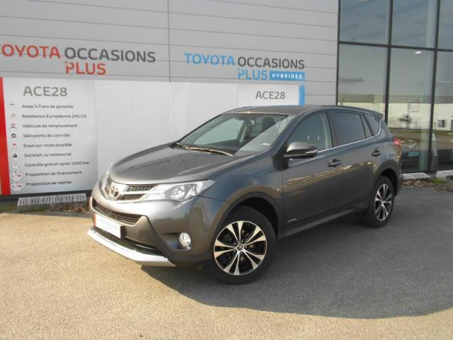 voiture occasion toyota rav4 150 d cat sport edition awd. Black Bedroom Furniture Sets. Home Design Ideas
