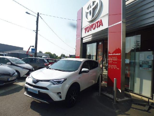 voiture occasion toyota rav4 197 hybride design awd cvt 2016 hybride 50380 saint pair sur mer. Black Bedroom Furniture Sets. Home Design Ideas