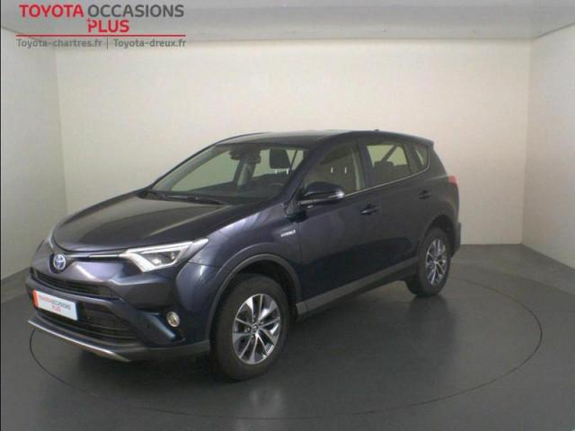 voiture occasion toyota rav4 197 hybride dynamic 2wd cvt 2016 hybride 28110 luc eure et loir. Black Bedroom Furniture Sets. Home Design Ideas