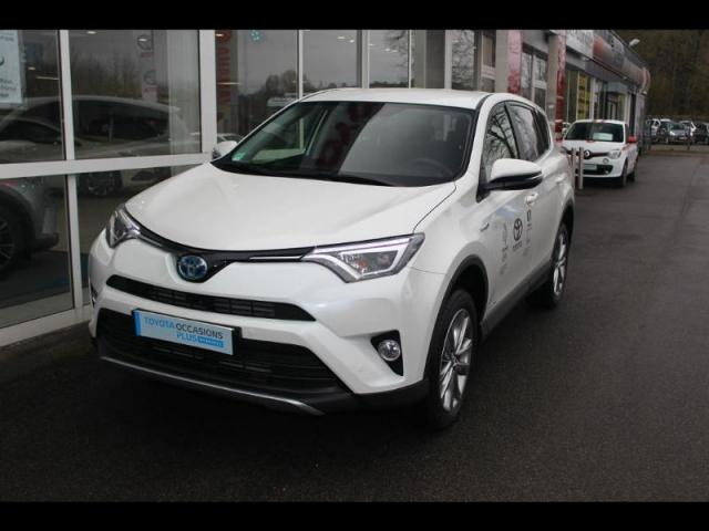 voiture occasion toyota rav4 197 hybride dynamic edition 2wd cvt 2017 hybride 91150 tampes. Black Bedroom Furniture Sets. Home Design Ideas