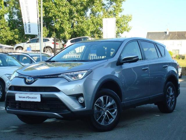voiture occasion toyota rav4 197 hybride dynamic edition business 2wd cvt 2018 hybride 56100. Black Bedroom Furniture Sets. Home Design Ideas