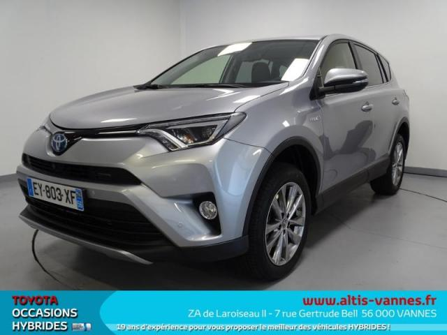 voiture occasion toyota rav4 197 hybride lounge 2wd cvt 2018 hybride 56000 vannes morbihan. Black Bedroom Furniture Sets. Home Design Ideas