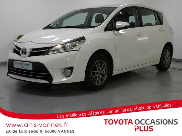 voiture occasion toyota verso 112 d 4d fap feel 5 places 2015 diesel 56000 vannes morbihan. Black Bedroom Furniture Sets. Home Design Ideas