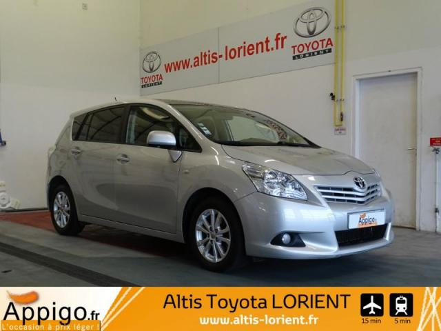 voiture occasion toyota verso 126 d 4d fap skyview edition 5 places 2011 diesel 56600 lanester. Black Bedroom Furniture Sets. Home Design Ideas