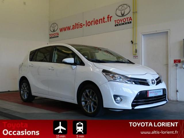 voiture occasion toyota verso 132 vvt i skyview 7 places 2013 essence 56600 lanester morbihan. Black Bedroom Furniture Sets. Home Design Ideas