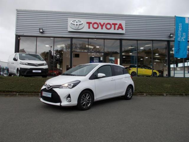 voiture occasion toyota yaris 100 vvt i dynamic 5p 2016 essence 28500 vernouillet eure et loir. Black Bedroom Furniture Sets. Home Design Ideas
