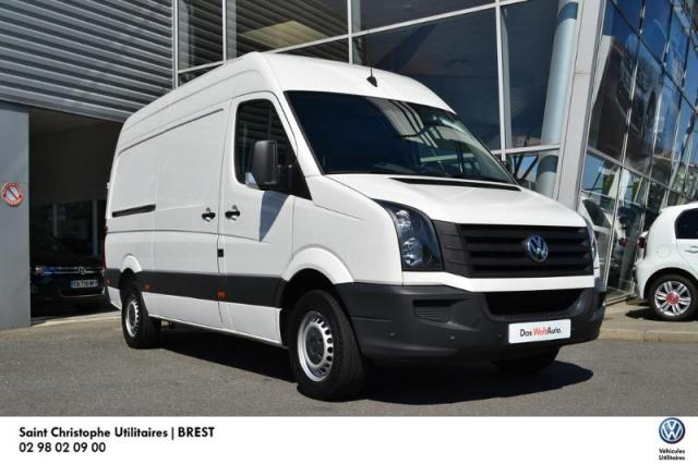 voiture occasion volkswagen crafter 35 l2h2 2 0 tdi 136ch business line 2015 diesel 29200 brest. Black Bedroom Furniture Sets. Home Design Ideas