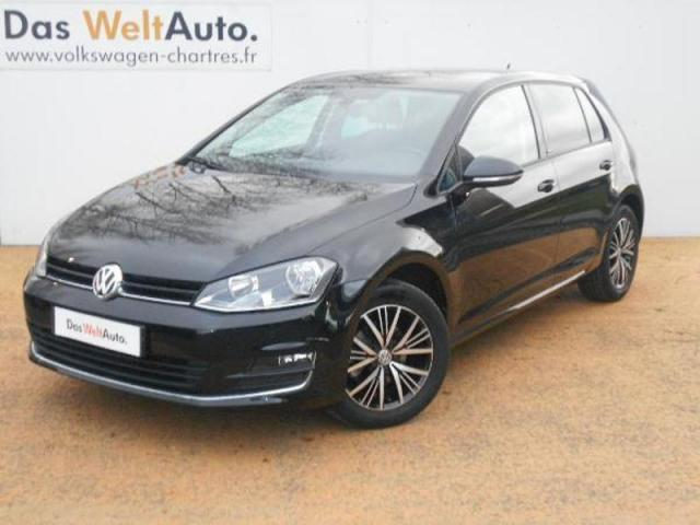 voiture occasion volkswagen golf 1 2 tsi 110 bmt allstar 5p gps 2016 essence 28600 luisant eure. Black Bedroom Furniture Sets. Home Design Ideas