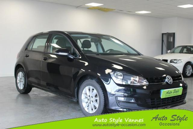 voiture occasion volkswagen golf 1 2 tsi 110ch bluemotion. Black Bedroom Furniture Sets. Home Design Ideas