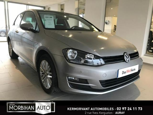 voiture occasion volkswagen golf 1 4 tsi 122ch bluemotion technology cup 5p 2014 essence 56400. Black Bedroom Furniture Sets. Home Design Ideas