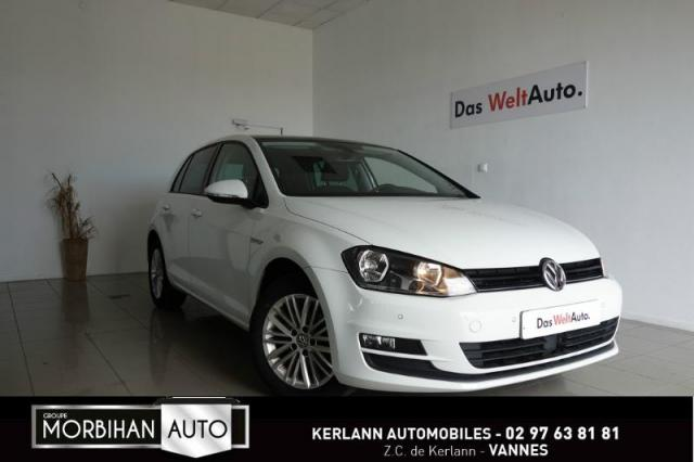 voiture occasion volkswagen golf 1 6 tdi 105ch bluemotion technology fap cup dsg7 5p 2014 diesel. Black Bedroom Furniture Sets. Home Design Ideas