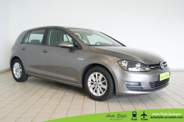 voiture occasion volkswagen golf 1 6 tdi 110ch bluemotion fap trendline business 5p 2013 diesel. Black Bedroom Furniture Sets. Home Design Ideas