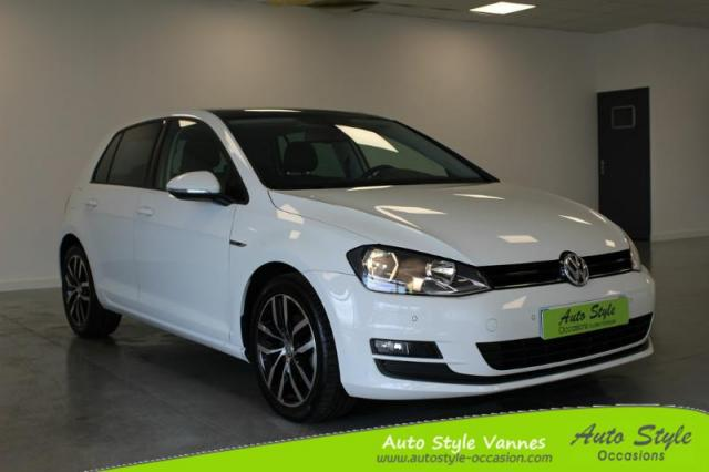 voiture occasion volkswagen golf 1 6 tdi 110ch bluemotion. Black Bedroom Furniture Sets. Home Design Ideas