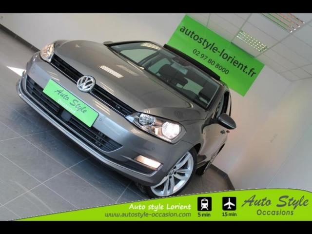 voiture occasion volkswagen golf 2 0 tdi 150ch bluemotion technology fap carat 4motion 5p 2015. Black Bedroom Furniture Sets. Home Design Ideas