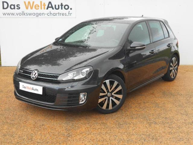 voiture occasion volkswagen golf 2 0 tdi 170 gtd dsg6 5p 2012 diesel 28600 luisant eure et loir. Black Bedroom Furniture Sets. Home Design Ideas