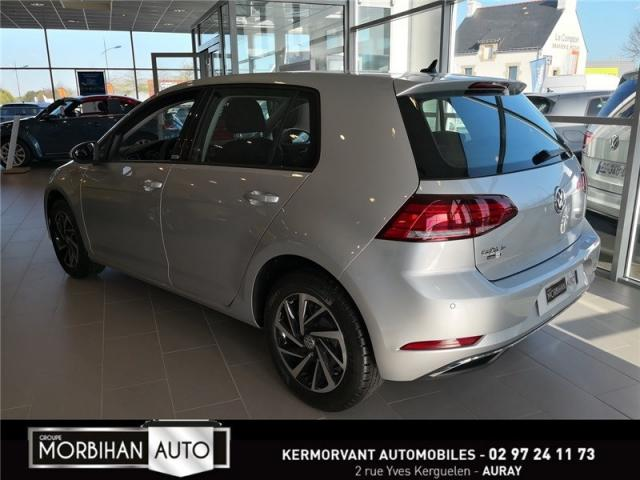 voiture occasion volkswagen golf golf 1 0 tsi 110 dsg7 connect 2018 essence 56000 vannes. Black Bedroom Furniture Sets. Home Design Ideas