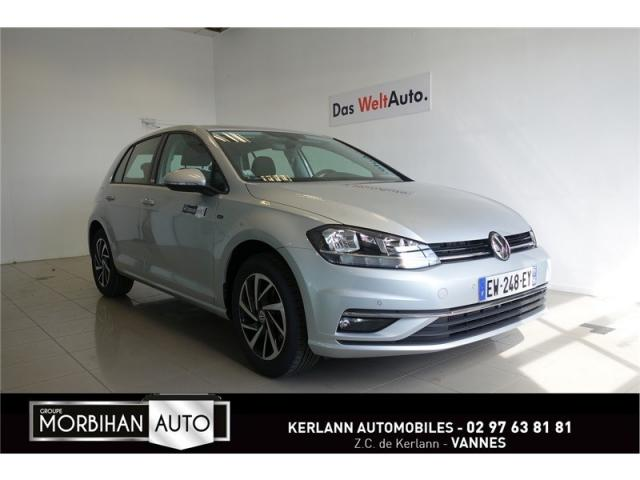voiture occasion volkswagen golf golf 1 4 tsi 125 dsg7 connect 2018 essence 56000 vannes. Black Bedroom Furniture Sets. Home Design Ideas