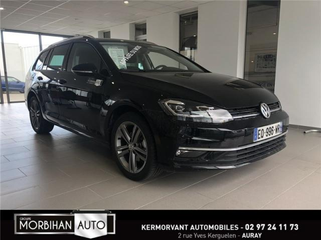 voiture occasion volkswagen golf sw golf sw 1 6 tdi 115 bluemotion technology dsg7 first edition. Black Bedroom Furniture Sets. Home Design Ideas