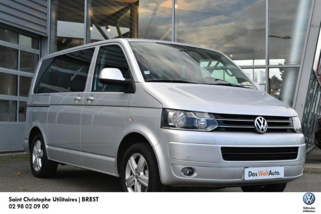 voiture occasion volkswagen multivan 2 0 tdi 180ch bluemotion technology confortline dsg7 2010. Black Bedroom Furniture Sets. Home Design Ideas