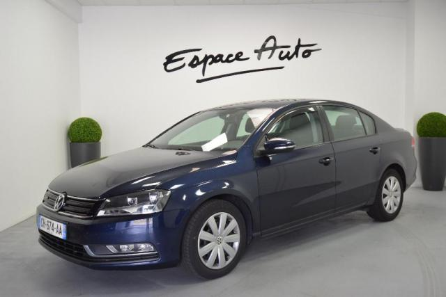 voiture occasion volkswagen passat 1 6 tdi 105ch bluemotion technology fap bluemotion business. Black Bedroom Furniture Sets. Home Design Ideas