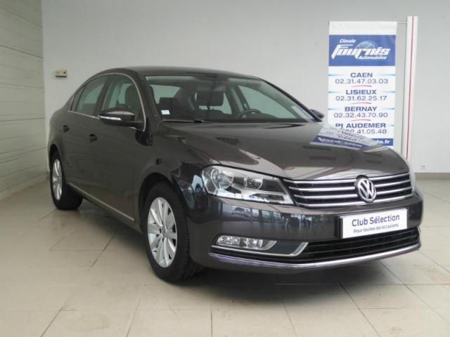 voiture occasion volkswagen passat 1 6 tdi 105ch bluemotion technology fap confortline 2010. Black Bedroom Furniture Sets. Home Design Ideas