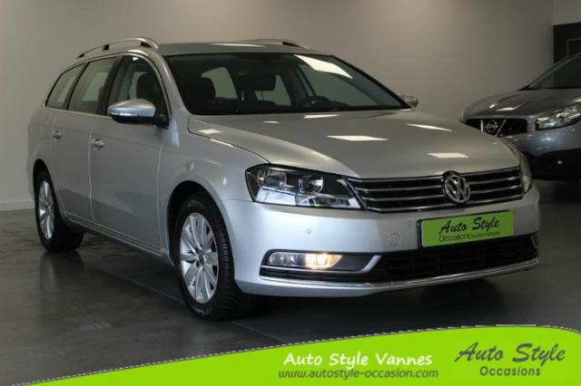 voiture occasion volkswagen passat sw 2 0 tdi 140ch bluemotion technology fap confortline 2014. Black Bedroom Furniture Sets. Home Design Ideas