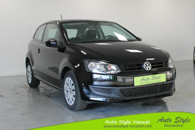 voiture occasion volkswagen polo 1 2 60ch trendline 3p 2013 essence 56450 theix morbihan. Black Bedroom Furniture Sets. Home Design Ideas