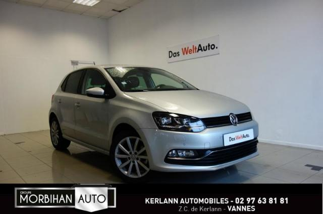 voiture occasion volkswagen polo 1 2 tsi 110ch bluemotion technology carat 5p 2017 essence 56000. Black Bedroom Furniture Sets. Home Design Ideas