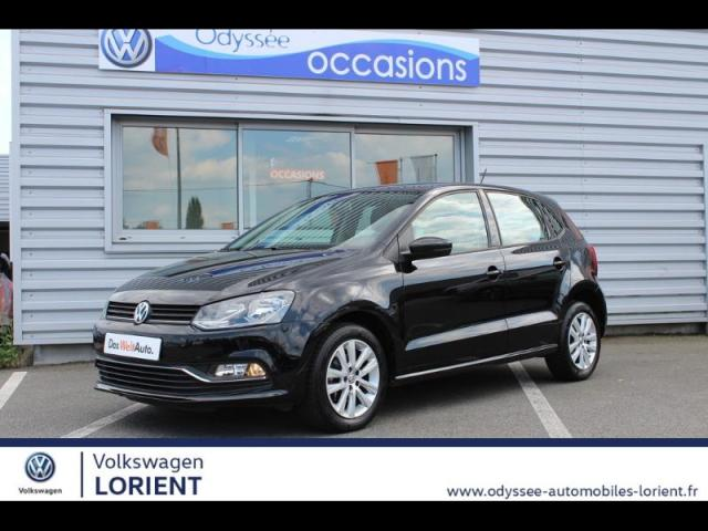voiture occasion volkswagen polo 1 2 tsi 90ch bluemotion technology confortline 5p 2016 essence. Black Bedroom Furniture Sets. Home Design Ideas