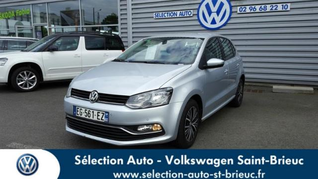 Voiture occasion volkswagen polo 1 4 tdi 90ch bluemotion for Garage automobile saint brieuc