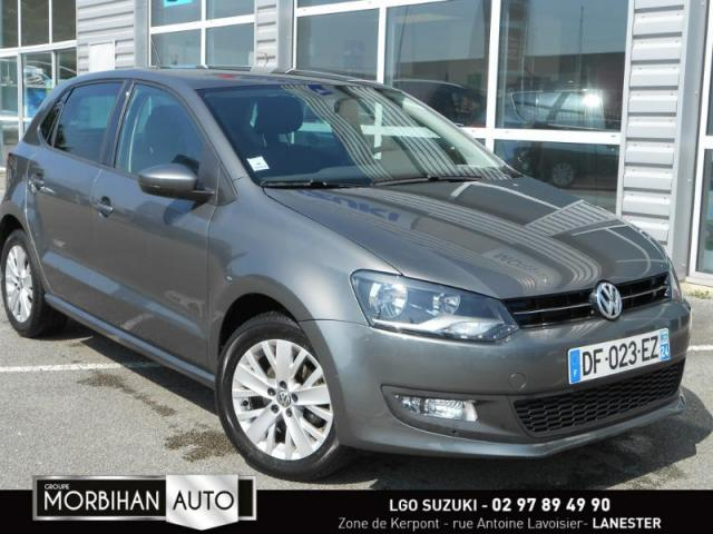 voiture occasion volkswagen polo 1 6 tdi 90ch fap match 2 dsg7 5p 2014 diesel 56400 auray. Black Bedroom Furniture Sets. Home Design Ideas