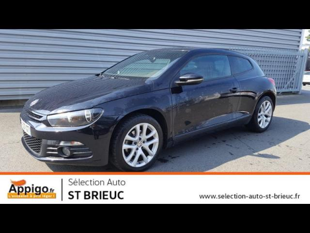 voiture occasion volkswagen scirocco 2 0 tdi 140ch fap. Black Bedroom Furniture Sets. Home Design Ideas