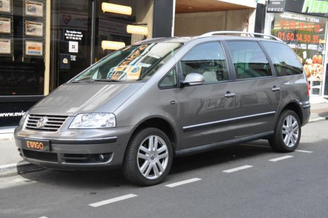 voiture occasion volkswagen sharan 2 0 tdi 140 7pl 2 diesel 91120 palaiseau essonne. Black Bedroom Furniture Sets. Home Design Ideas