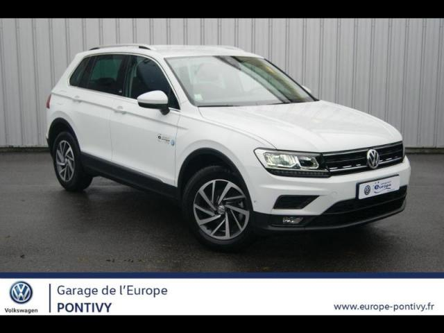 voiture occasion volkswagen tiguan 1 4 tsi 125ch sound 2018 essence 56300 pontivy morbihan. Black Bedroom Furniture Sets. Home Design Ideas