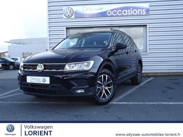 voiture occasion volkswagen tiguan 1 4 tsi 150 dsg6 confortline 2018 essence 56600 lanester. Black Bedroom Furniture Sets. Home Design Ideas