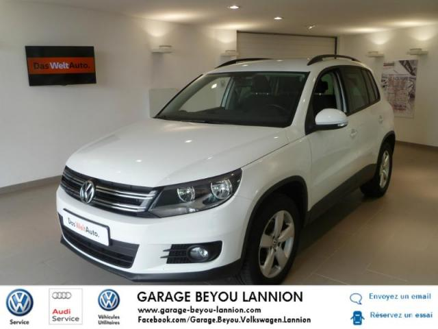 voiture occasion volkswagen tiguan 2 0 tdi 110ch bluemotion fap edition 2013 diesel 22300. Black Bedroom Furniture Sets. Home Design Ideas