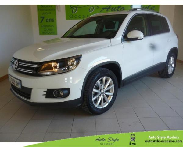 voiture occasion volkswagen tiguan 2 0 tdi 110ch bluemotion technology fap sportline business. Black Bedroom Furniture Sets. Home Design Ideas