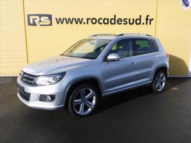 voiture occasion volkswagen tiguan 2 0 tdi 140ch bluemotion technology fap carat 2014 diesel. Black Bedroom Furniture Sets. Home Design Ideas