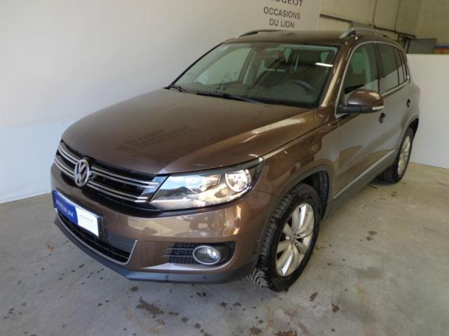 voiture occasion volkswagen tiguan 2 0 tdi 140ch bluemotion technology fap sportline 2012 diesel. Black Bedroom Furniture Sets. Home Design Ideas