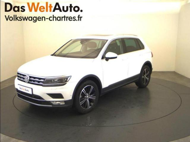 voiture occasion volkswagen tiguan 2 0 tdi 150 bmt carat 2017 diesel 28600 luisant eure et loir. Black Bedroom Furniture Sets. Home Design Ideas