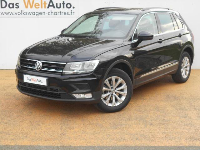 voiture occasion volkswagen tiguan 2 0 tdi 150 confortline 4m dsg7 2016 diesel 28600 luisant. Black Bedroom Furniture Sets. Home Design Ideas