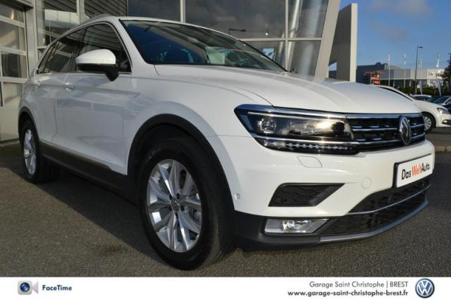 voiture occasion volkswagen tiguan 2 0 tdi 150ch bluemotion technology carat 2016 diesel 29200. Black Bedroom Furniture Sets. Home Design Ideas