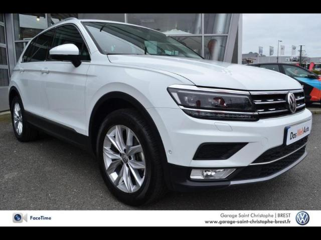 voiture occasion volkswagen tiguan 2 0 tdi 150ch bluemotion technology carat dsg7 2016 diesel. Black Bedroom Furniture Sets. Home Design Ideas