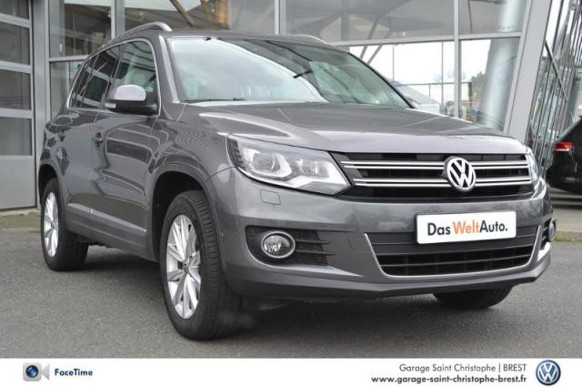 voiture occasion volkswagen tiguan 2 0 tdi 150ch bluemotion technology fap carat 4motion dsg7. Black Bedroom Furniture Sets. Home Design Ideas