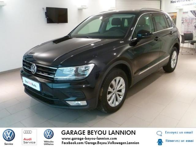 voiture occasion volkswagen tiguan 2 0 tdi 150ch confortline 4motion dsg7 2017 diesel 22300. Black Bedroom Furniture Sets. Home Design Ideas